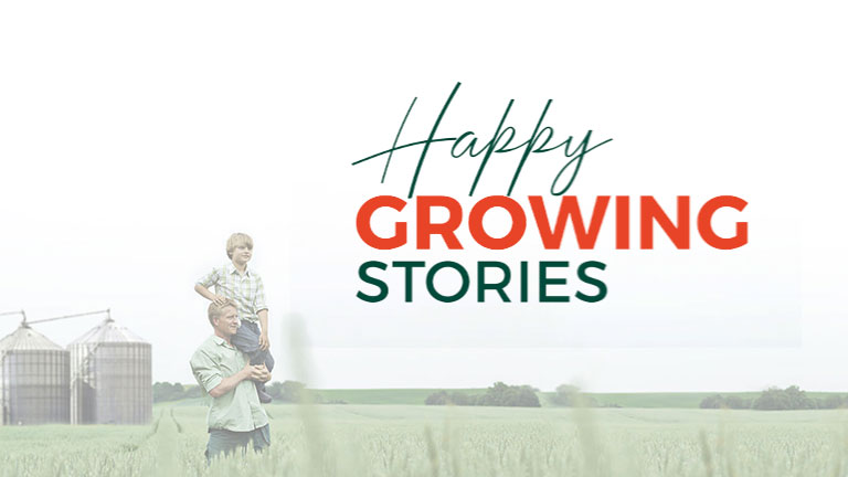 Happy Growing Stories